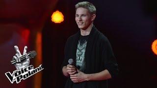 """getlinkyoutube.com-The Voice of Poland VII – Adam Stachowiak – """"Mamo"""" – Przesłuchania w ciemno"""