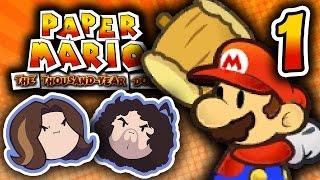 getlinkyoutube.com-Paper Mario TTYD: ω---D - PART 1 - Game Grumps