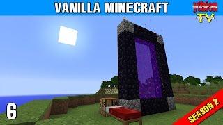 Vanilla Minecraft S2E06 - Khu Mỏ Bỏ Hoang