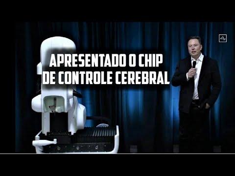 Neuralink: O Controle Mental e o Chip inserido por cirurgia nos Humanos - A Ficção Científica torna realidade!