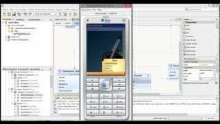 getlinkyoutube.com-Video de aplicaciones para celular con J2ME
