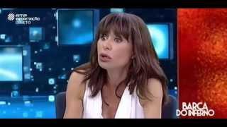 getlinkyoutube.com-Manuela Moura Guedes abandona programa em directo
