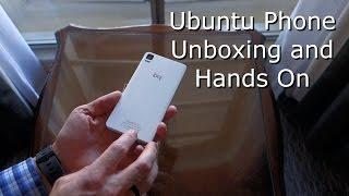 Prvo raspakivanje i startovanje Ubuntu telefona (BQ Aquaris E4.5)