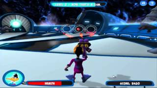 Robot Rampage Unity Game