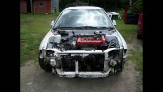getlinkyoutube.com-modification colt swap 4g63 turbo 2010