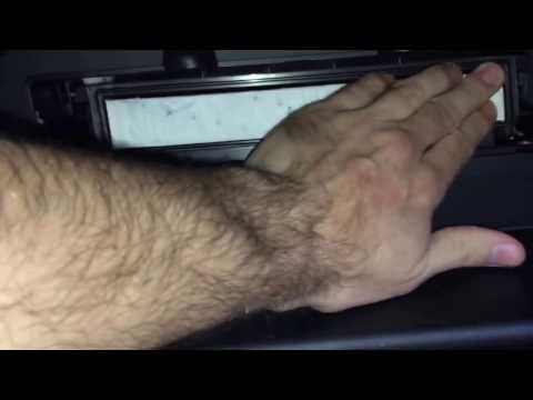 Cabin air filter under 2 mins! Acrua RDX MDX TL TLX Honda Pilot 2013, 2014, 2015, 2016 & 2017