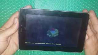 getlinkyoutube.com-How to Harde Reset Tablette Ooredoo Q7a+  طريقة عمل فرمتة تابلات