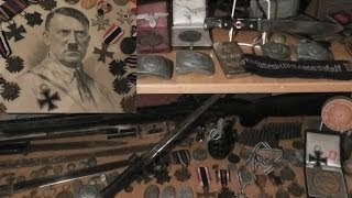 Meine WW1 / WW2 Sammlung ( Wehrmacht, Sondeln, Bodenfunde, Doku deutsch, WK1, WK2, metal detecting )