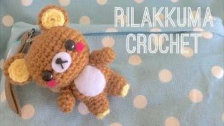 getlinkyoutube.com-Rilakkuma Crochet Tutorial