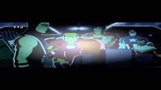 getlinkyoutube.com-Marvel Avengers Cartoon Full Episodes 2 Spiderman Cartoon 2015