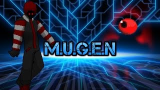 getlinkyoutube.com-♛Mugen♛ - Donald-R (12p) vs. ]jqVrmq (12p)