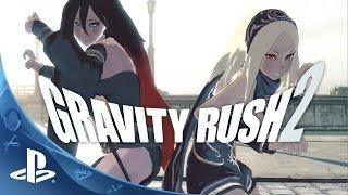 getlinkyoutube.com-Gravity Rush 2 Official Announce Trailer   PS4