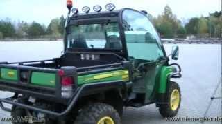 getlinkyoutube.com-Gator XUV 855D Diesel 4x4 John Deere from Moline Illinois with Coffee holder