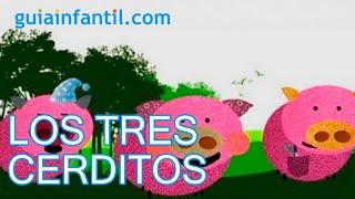 getlinkyoutube.com-Los tres cerditos, cuentos cortos para niños