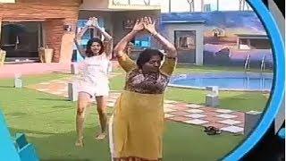 Gayathri Oviya dance for Mayya Mayya Song - Big Boss Promo