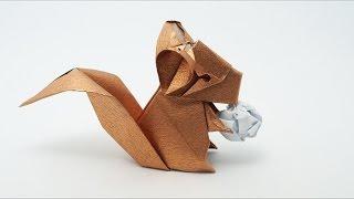 getlinkyoutube.com-Origami Chinchilla (Jo Nakashima)