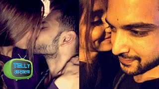 getlinkyoutube.com-Caught: Karan Kundra KISSES Girlfriend VJ Anusha