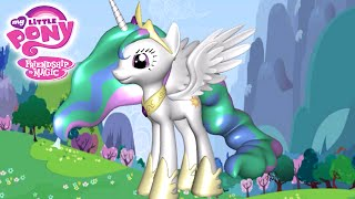 getlinkyoutube.com-💫 My Little Pony Friendship is Magic Princess Celestia 3D Pony Creator