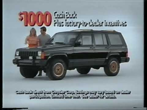 1989 - Central Indiana Jeep/Eagle Dealers