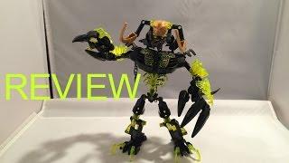 getlinkyoutube.com-LEGO Bionicle 2016 Review: Umarak the Destroyer 71316!