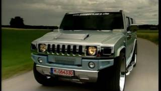 getlinkyoutube.com-Hummer H2 von GeigerCars