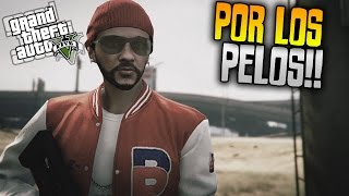 getlinkyoutube.com-GTA 5 | POR LOS PELOS!! SE ACERCA EL FINAL!! #6 MISION DLC LOWRIDERS GAMEPLAY | XxStratusxX