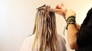 getlinkyoutube.com-BALAYAGE TUTORIAL: How to Balayage - Full head balayage - best way to Balayage featuring Brian Haire