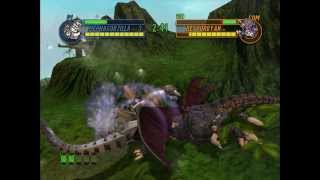 getlinkyoutube.com-Godzilla: Save The Earth - Mechagodzilla 3 VS. Destoroyah (HARD)