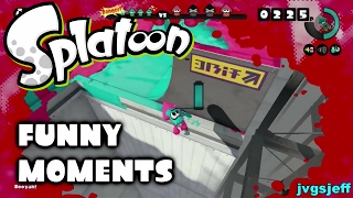 getlinkyoutube.com-Splatoon - Funny Moments