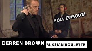 getlinkyoutube.com-Russian Roulette Stunt - Derren Brown