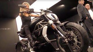 getlinkyoutube.com-EICMA 2015: Ducati XDiavel