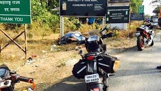 Mumbai to Goa | IBW 2016 Ride