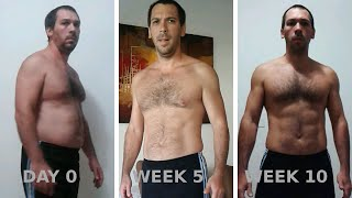 getlinkyoutube.com-Nico Bimmer - 15 weeks Freeletics Transformation