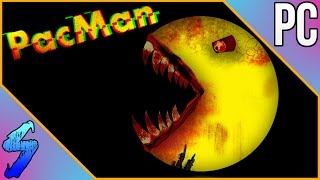 getlinkyoutube.com-GLITCHY HORROR PACMAN!! | Pacm̬̦̩̹̌͢a̪͓̮̼͍̗͑̿ͫn̛̥͈ͅ Horror