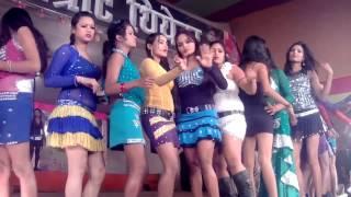 getlinkyoutube.com-Hot and Sexy Dance in Shobha Samrat Theater at Sonepur Mela 2015 2