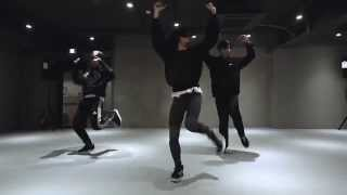 getlinkyoutube.com-Lia Kim Choreography / Beyonce - 7/11 (Reupload)