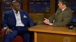 getlinkyoutube.com-Craig Ferguson gets koi with Michael Clarke Duncan 2008