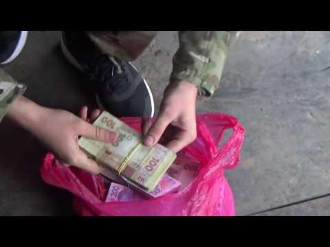 Жители оккупации пытаются реализовать товар на территории свободной Украины.