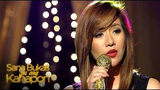 getlinkyoutube.com-Sana Bukas Pa Ang Kahapon OST 'Someday' Music Video by Angeline Quinto
