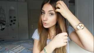 getlinkyoutube.com-mein ombre hair (nachfärben)
