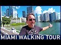 Walking tour of Miami, Contrast from Brickell to Historic Little Havana - Traveling Robert