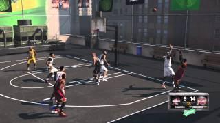 "NBA 2K15 Team KOBE VS Team LEBRON ""LETS GO"""
