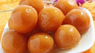 getlinkyoutube.com-طريقة عمل لقمة القاضي المقرمشة - حلويات رمضان