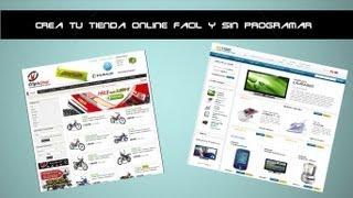 getlinkyoutube.com-Crear tu tienda online sin necesidad de saber programacion