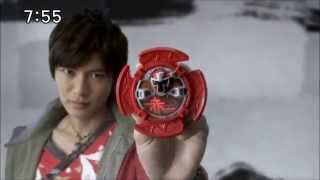 getlinkyoutube.com-Power Rangers Ninja Steel Shuriken Sentai Ninninger Toys Commercial CM 1