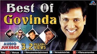 Best Of Govinda | Superhit Bollywood Songs Collection | Bollywood Dance Songs | Audio Jukebox width=