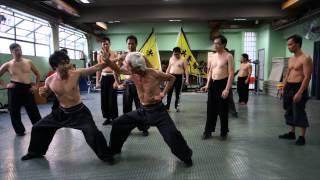 getlinkyoutube.com-洪拳學社 趙威洪家拳  Chiu Wai Style Hung Gar - 2014 Review