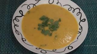 getlinkyoutube.com-Carrot and Coriander Soup Recipe