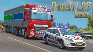 ETS2 Patch 1.27 beta: testing main new features