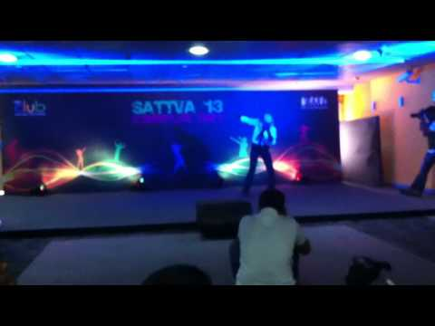 Krish3 and ABCD dance in IBM ( Manjunath Dance)